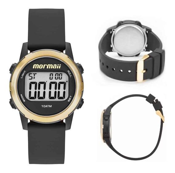Relógio Mormaii Feminino Original Mo3700aa/8d - Promoção