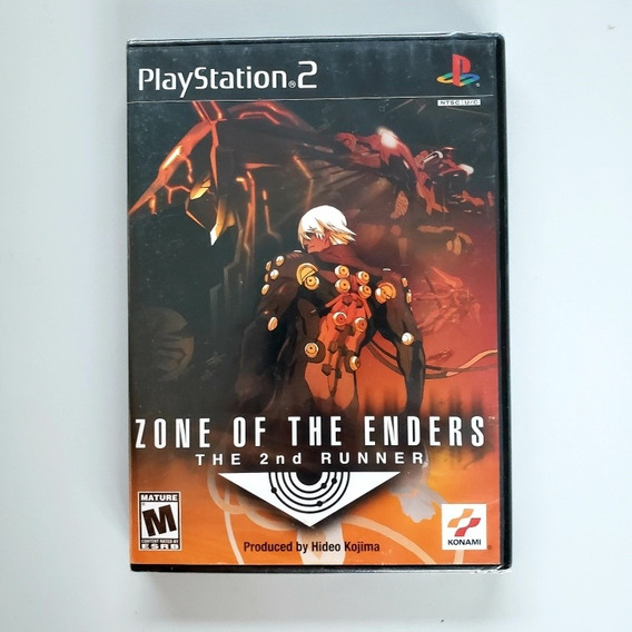 Zone Of The Enders The 2nd Runner Original Ps2