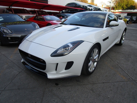 Jaguar F-type 3.0s Supercharged