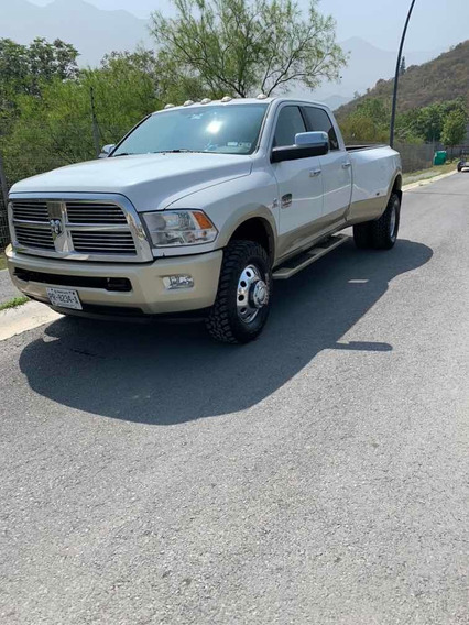 Dodge Ram 3500 Longhorn 4x4 Diesel