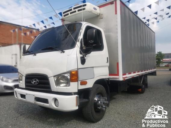 Hyundai Hd78 Furgón Aislado Thermo 4.5 Ton Mod. 2013