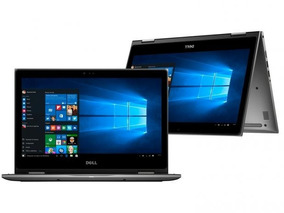 Dell Inspirion 2 Em 1, I7 ,8gb , Ssd 120gb Touchscreen