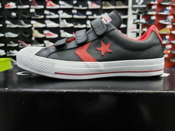Zapatillas Converse Star Plar Player V3 Abrojo- Envio Gratis