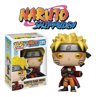 Funko Pop! Naruto Sage Mode 185 Six Path 186