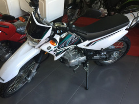 Yamaha Xtz 125e, 2018 0 Km, Blanco
