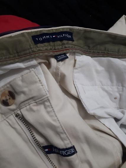 Pantalón De Vestir Tommy Hilfiger