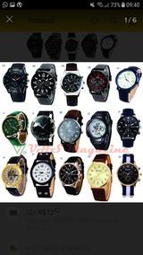 Relógios Importados 12 Relógios.