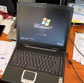 Notebook Elitegroup G536s - Completo - Funcionando!