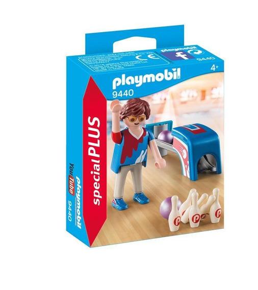 Playmobil 9440 Jugador De Bolos