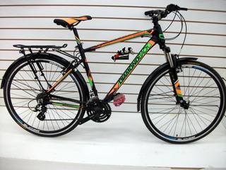Bicicleta Diamond Back Trace Rodado 29 21 Vel Accesorios
