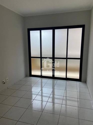 Apartamento Com 2 Dormitórios À Venda, 68 M² Por R$ 340.000 - Jardim Botânico - Ribeirão Preto/sp - Ap4359