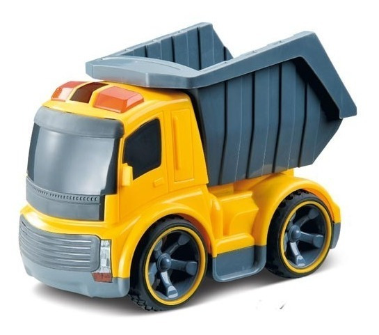 Mini Truck Musica Rc Sin Baterias Mkb Ib 7701