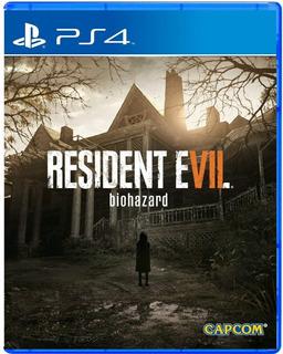 Resident Evil 7 Biohazard Ps4 Nuevo Sellado