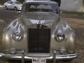 Rolls Royce Silver Blue 1962