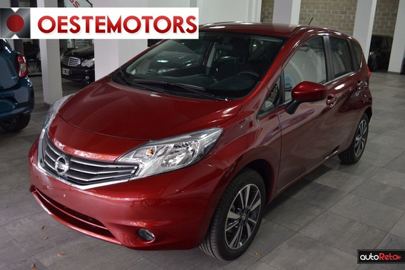Nissan Note 1.6 Advance 110cv Cvt 2020 5 Puertas 44504710