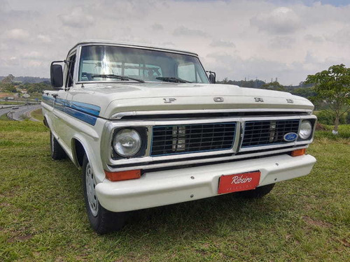 Ford F-1000 Cd 3.6 2p