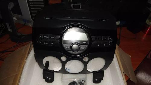 Radio C/d Mazda 2 Original