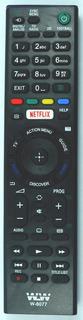 10 Controle Remoto Tv Sony Bravia 3d Lhs-7082 - Sky-8077