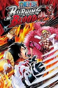 One Piece Burning Blood Gold Edition (mídia Física) Pc - Dvd