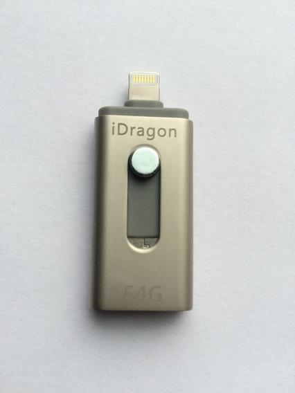 Pen Drive Flash Drive Usb 64gb Para iPhone iPad Android