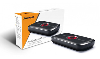 Capturadora Gamer Avermedia Gl310 Live Gamer Portable Lite