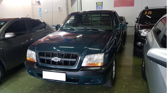 Chevrolet S10 Manual 2.4 Verde 4x2 Cs 8v Gasolina 2p