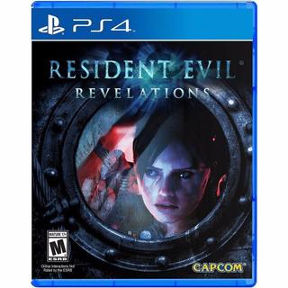 ¡¡ Resident Evil Revelations Para Ps4 En Wholegames !!!