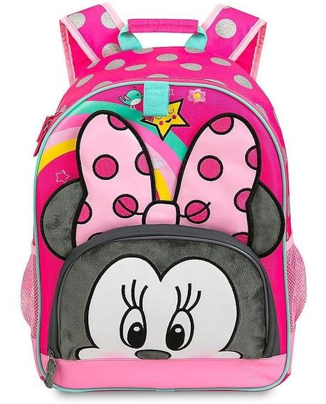 Mochila Escolar Disney Minnie Mouse