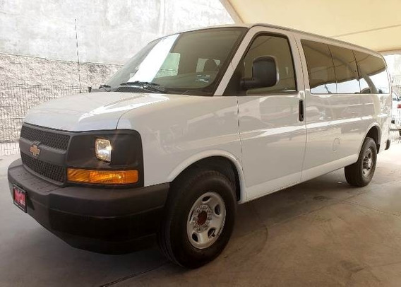Chevrolet Express Van 12 Pas