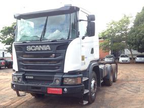 Scania G 440 A6x4 2013/2014