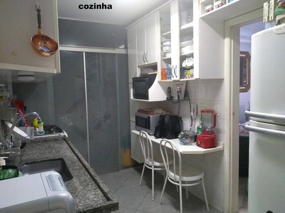 Apartamento 03 Dormitórios Metrô Sta Cruz (condomínio Baixo)