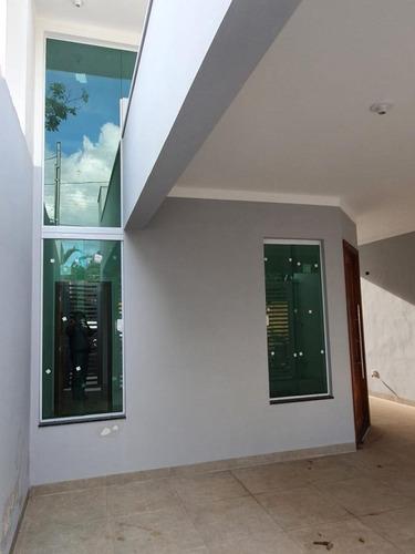 Casa Para Venda Em Presidente Prudente, Parque Cedral, 3 Dormitórios, 2 Banheiros - Cbv5221_2-1164224
