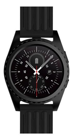 Reloj Inteligente Negro Mlab