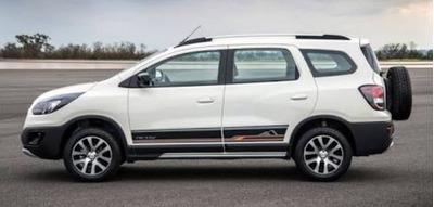 Sucata So Retirada De Pecas Chevrolet Spin Activ