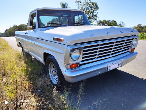 Ford F100 Manual