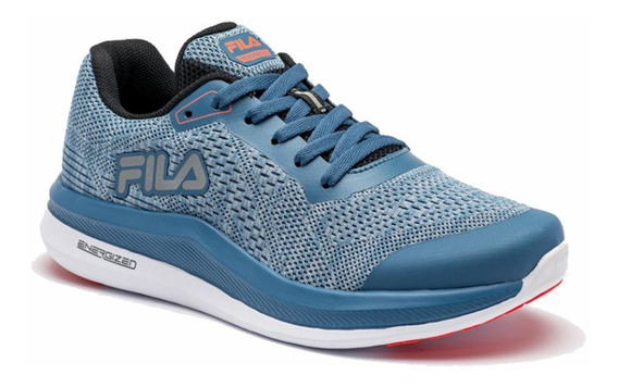 Tenis Fila Fr Light Energized Feminino Petroleo