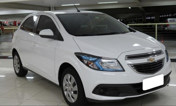 Chevrolet Onix Lt 1.4 Branco 8v Flex 4p Manual 2015