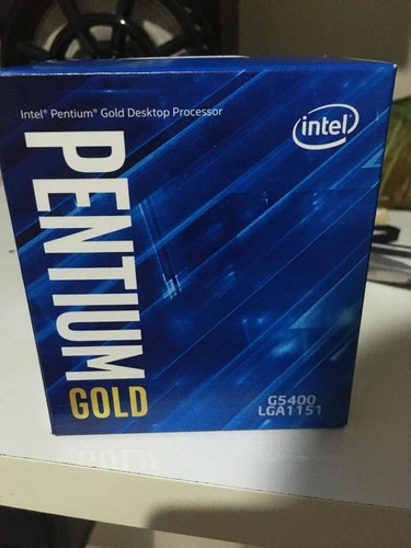 Intel 1151 G5400