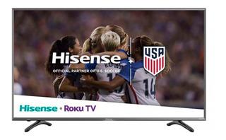 Pantalla Smart Tv 4k 50 Pulgadas Hisense 50r6e Led Ultra Hd