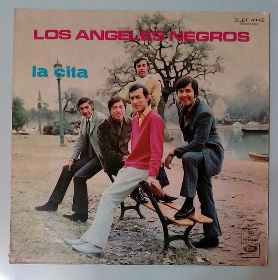 Los Angeles Negros - La Cita / Disco De Vinilo