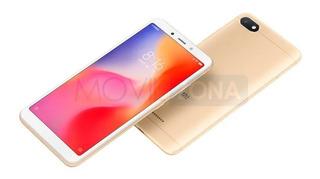 Oferta Xiaomi Redmi 6 4gb Ram 64gb Rom Dorado + Envio Grati
