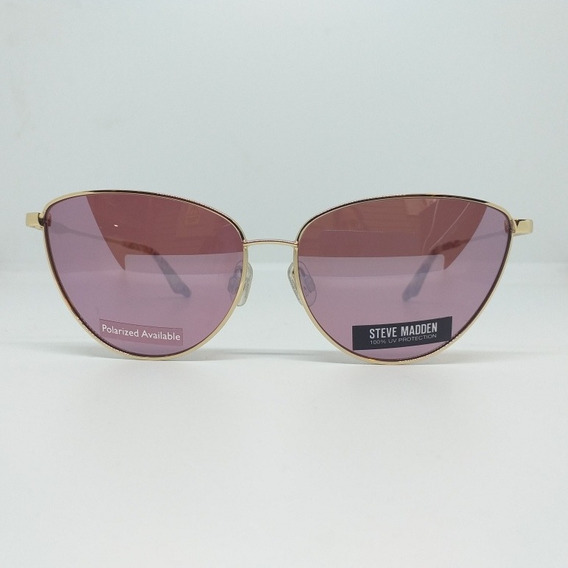 Original Gafas Solares Steve Madden Teaserr Cat Eye Disp. 2