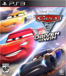 Cars 3 Driven To Win - Ps3 - Digital - Manvicio