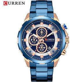 Relógio Curren 8323 Lançamento 2019 Funcional - Envio 24h