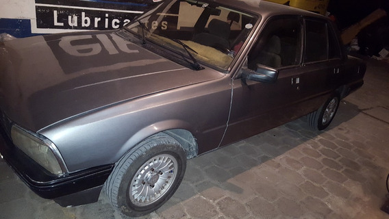 Peugeot 505 , Inyeccion Programable