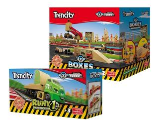Trencity- Combo Boxes + Runy - Tienda Oficial -