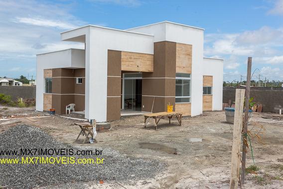 Casa Em Condomínio Com 3 Quartos Para Comprar No Barra Do Jacuípe Em Camaçari/ba - 651
