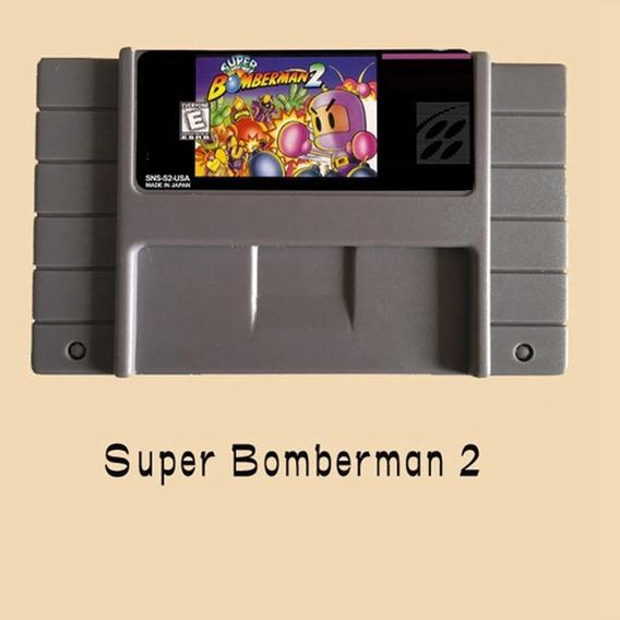 Super Bomberman 2 Snes