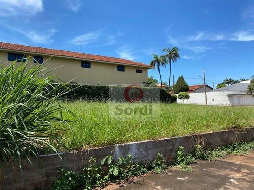 Terreno À Venda, 680 M² Por R$ 480.000,00 - Jardim Canadá - Ribeirão Preto/sp - Te1320