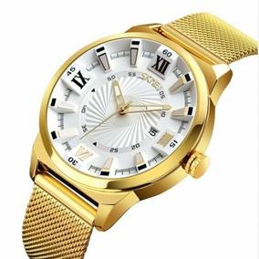 S) Relógio De Pulso Skmei Masculino Frete Grátis-promoção